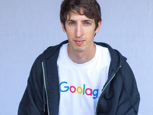 Former Google software engineer James Damore was fired over a controversial memo.