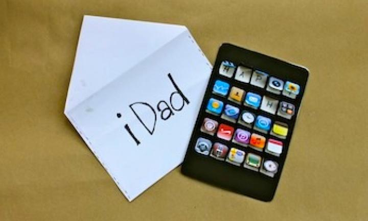 Father's Day: iDad card