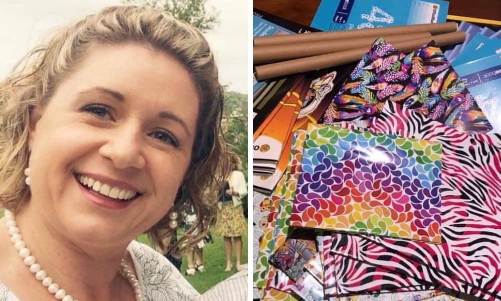 Aussie mum makes a killing contacting books for other parents