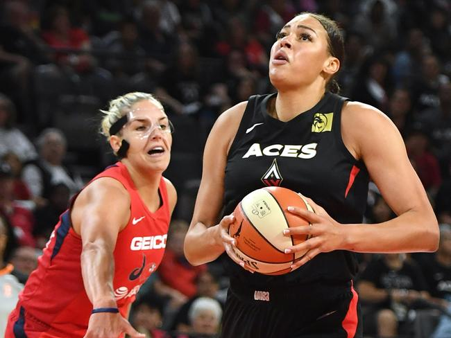 WNBA playoffs 2019: Liz Cambage says she's a young Shaq ...