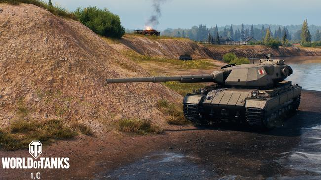 The game has had a complete overhaul. Picture: Wargaming