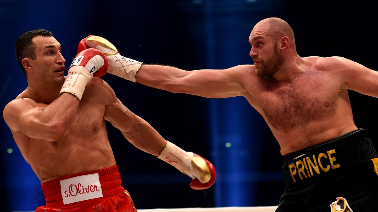 Tyson Fury always wanted to beat Klitschko. Once he had, his life fell apart.