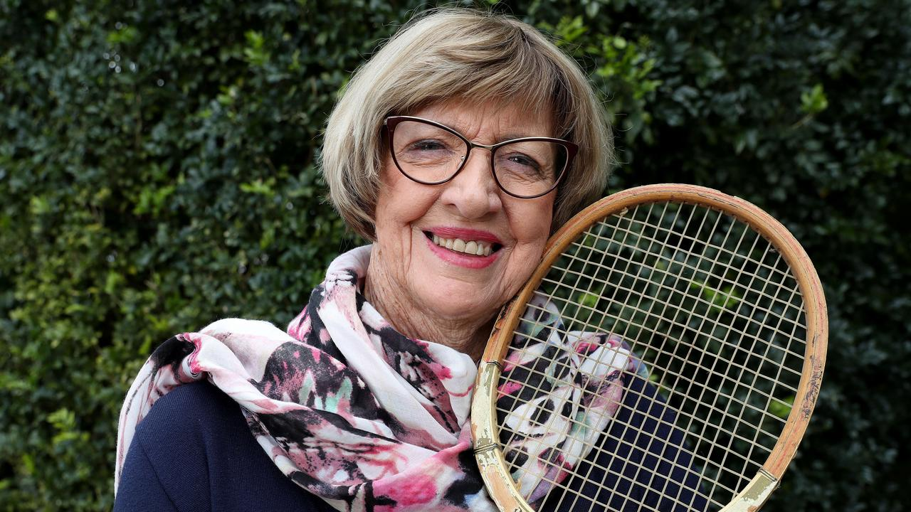 Margaret Court. Photo: Colin Murty, The Australian