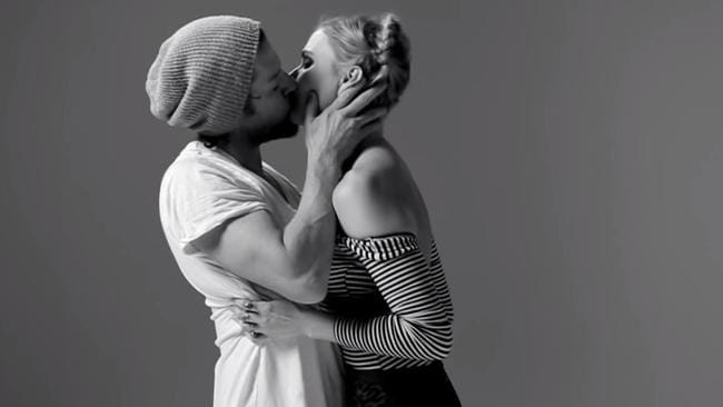 Stranger love ... inspired by the viral video sensation, Kiss Bang Love will see ten Australians search for a mate by kissing their way through a field of potential partners. Picture: YouTube