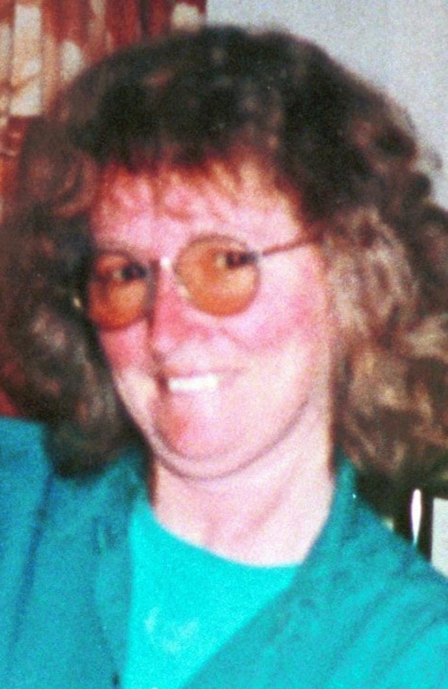 Abattoir worker Katherine Knight, in an undated photo, before she committed the most heinous single murder in Australia's history.