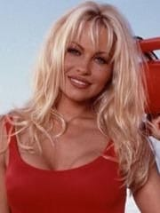 Pamela Anderson became a star on the hit series, Baywatch. Picture: Supplied