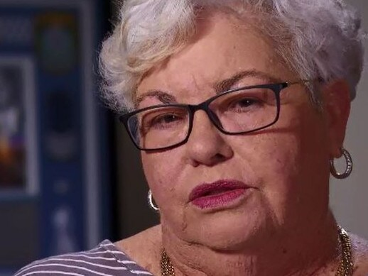 Anne Haydon doesn't want her husband's killer released. Picture: A Current Affair