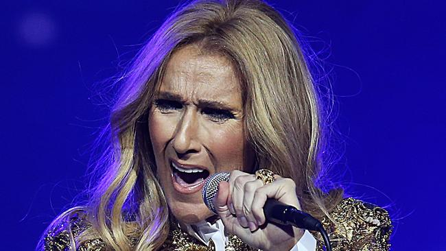 5fa5480959 Celine Dion Sydney concert review  8 most amazing moments