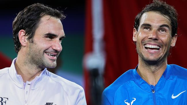 Could the great rivals be set for a massive French Open showdown?