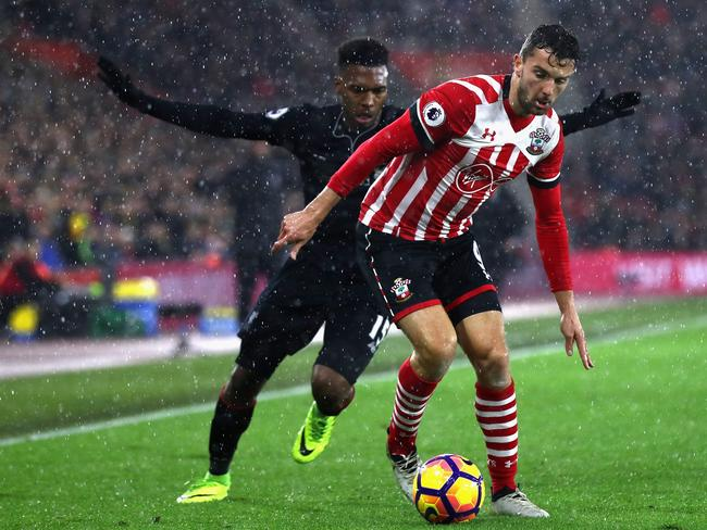Jay Rodriguez left Southampton in search of more game time with West Brom.