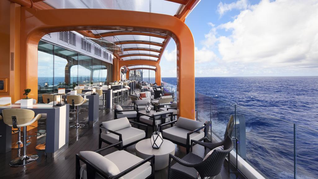 Celebrity Edge Cruise Review 2019 Schedule Deck Plans