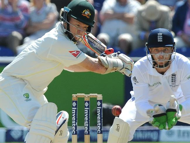 Chris Rogers keeps falling short of triple figures.
