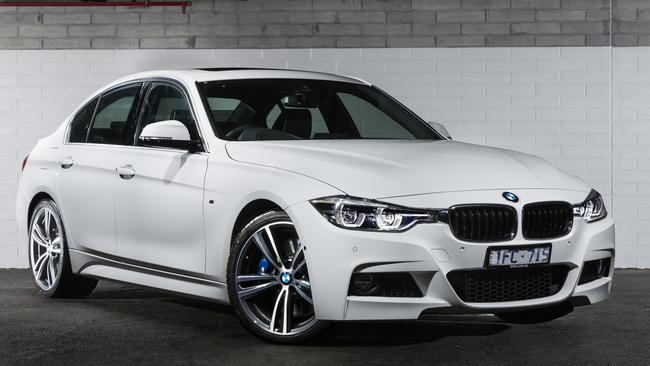 Low-kilometre demo 3 Series sedans are a bargain. Pic: Supplied.