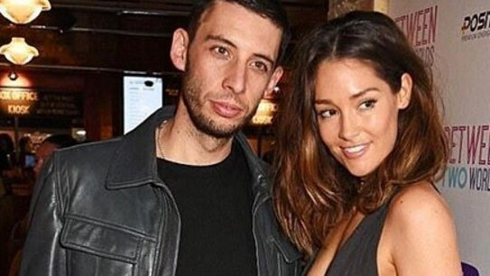Erin McNaught and Example have bought a house in Paddington.