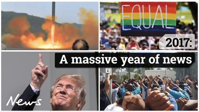 2017: A massive year of news