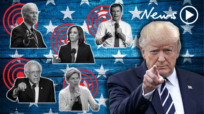 Democrats 2020: Biggest weaknesses that Trump will exploit