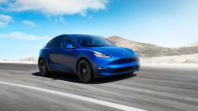 Teslas will build the Model Y at the European factory.