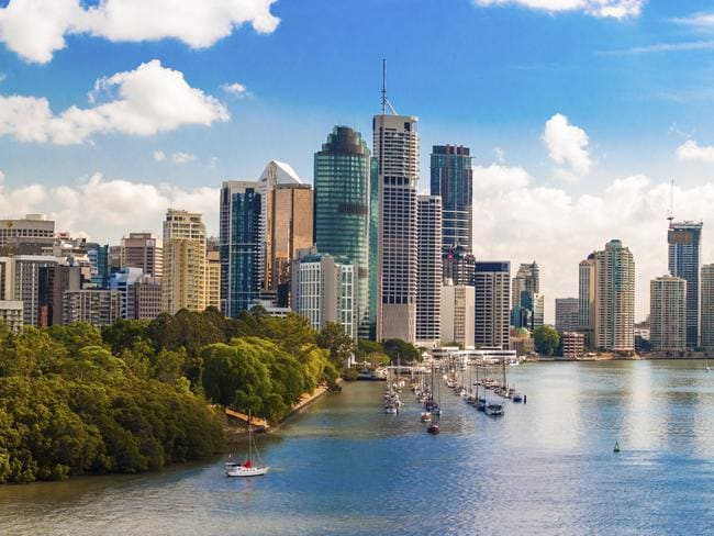 Brisbane is redefining itself with bars and restaurants attracting the younger crowd.