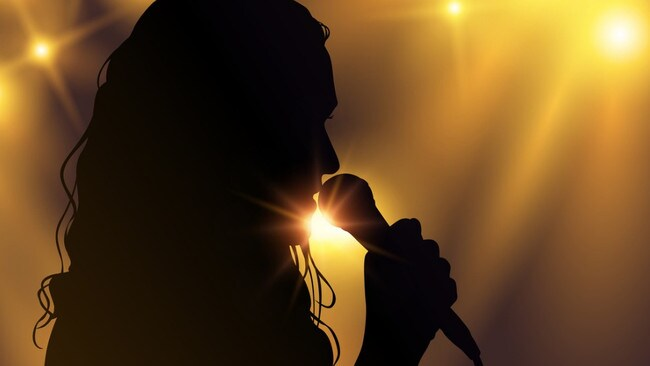 The singer has not been publicly named (stock image).