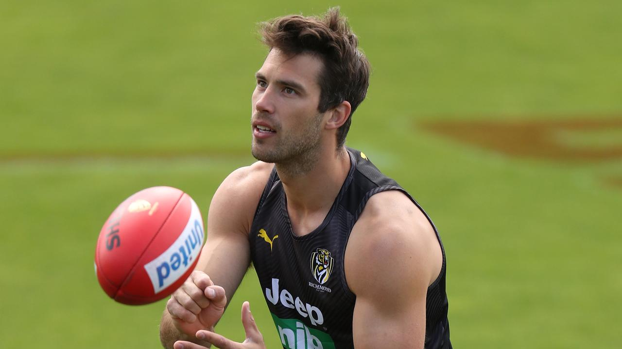 Alex Rance will be like a new recruit in 2020.