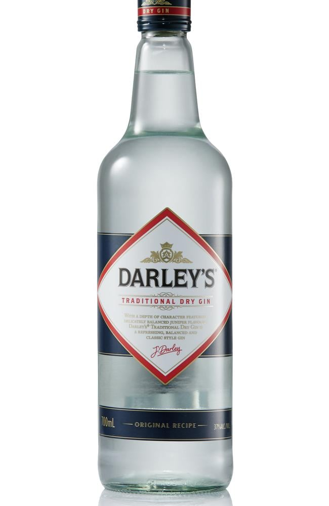 Darley's gin from ALDI has just scored a Gold medal.