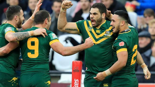 The Anzac Test for 2017 has been locked in.