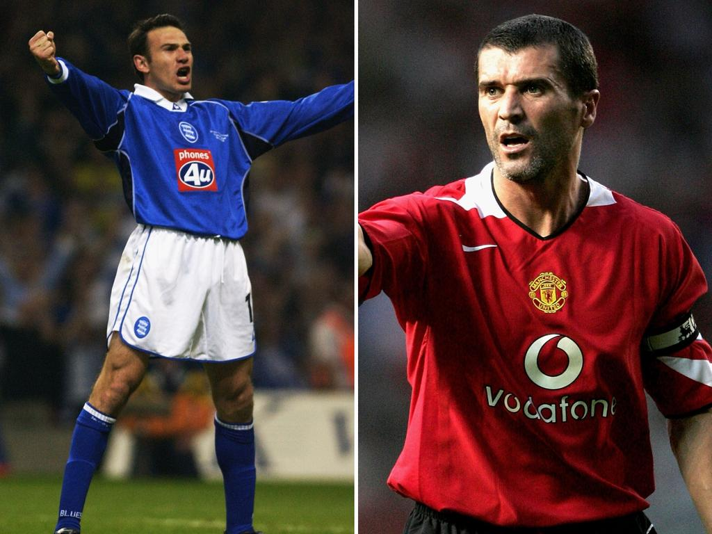 Stan Lazaridis has shared a scary story involving former Manchester United captain Roy Keane