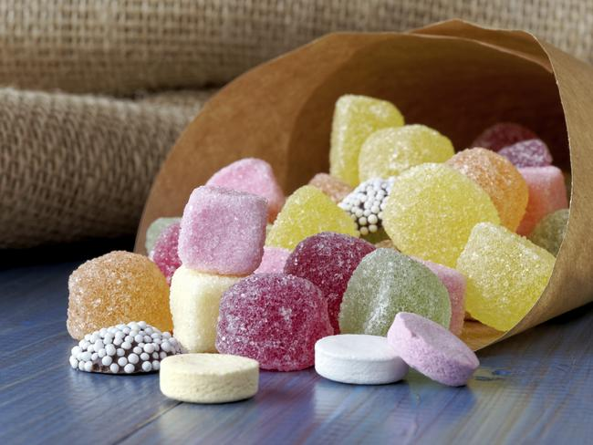 Stop your sugar cravings by consuming calories from wholefoods.