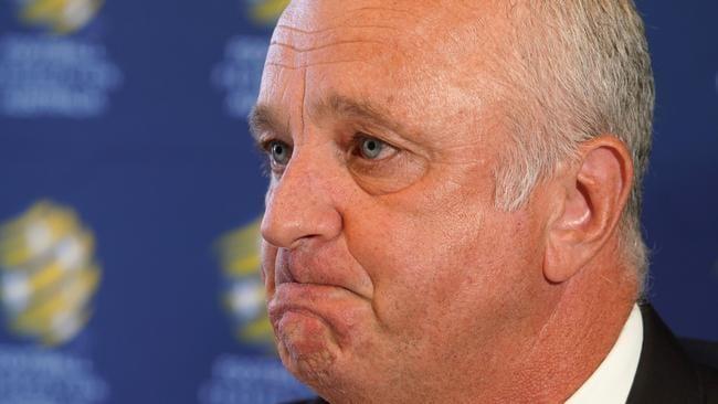 Sydney FC coach Graham Arnold