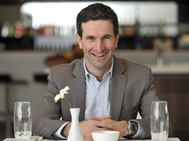 Phil Cameron, a Tony and Olivier Award-winning theatre producer-turned-entrepreneur, has brought the pay-per-visit airport lounge concept to Australia.