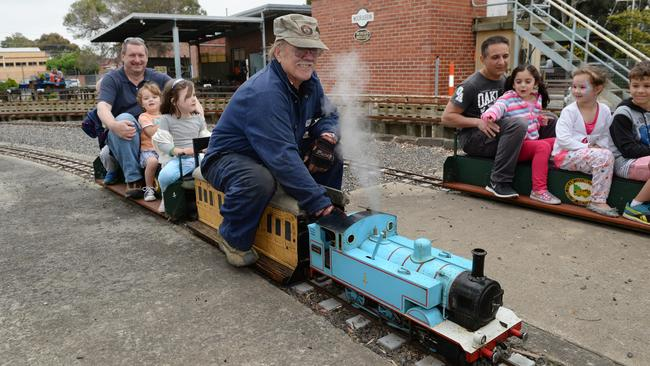 Melbourne miniature trains that will give you a trip to