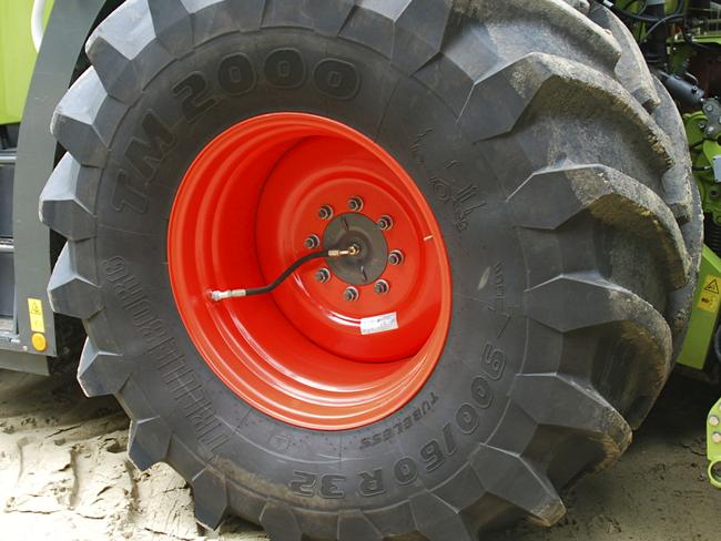 Tractor Tyres Air Pressure Key To Efficiency The Weekly Times