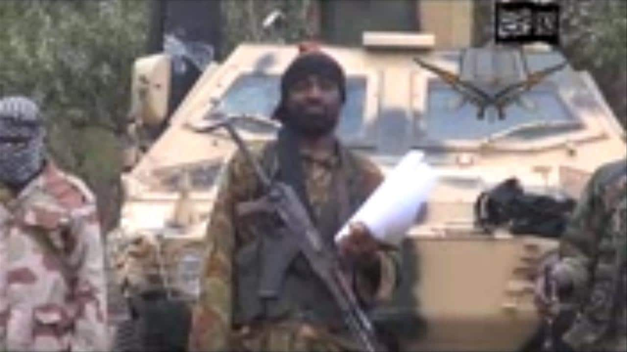 Boko Haram Leader Says in Video Group Abducted Girls