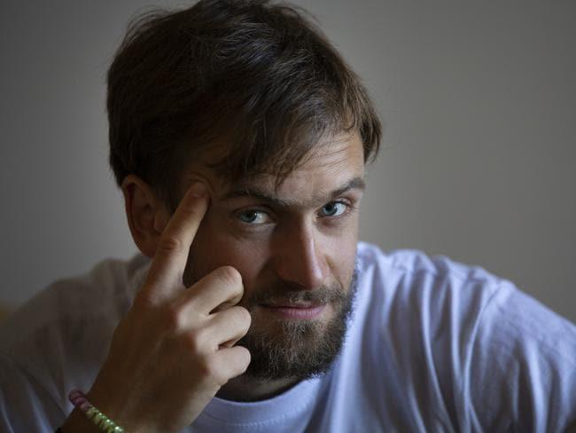 Pyotr Verzilov has been taken to hospital after a suspected poisoning attack.