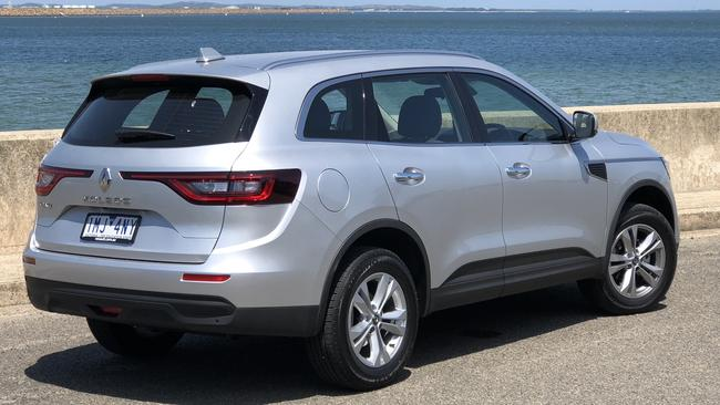 Renault Koleos Sharp Value Headlines This Underrated Suv