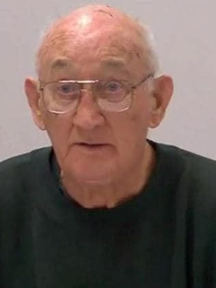 Paedophile priest Gerald Ridsdale abused young boys in Victoria. Picture: AFP