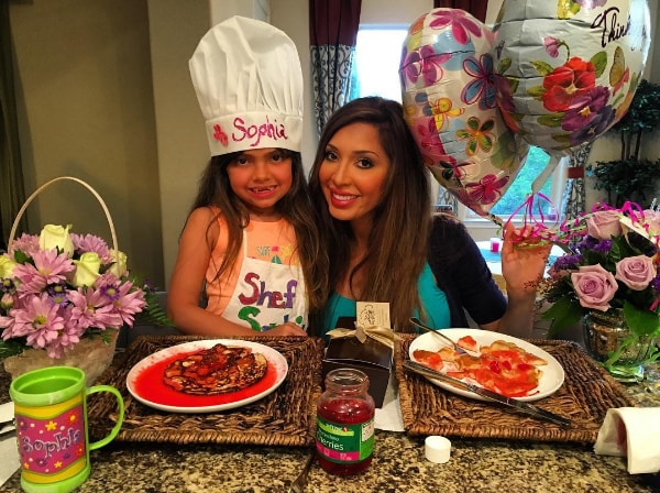 Farrah abraham passed away a handful of months before