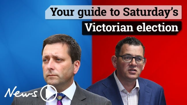 Vic Votes: Your guide to the Victorian Election