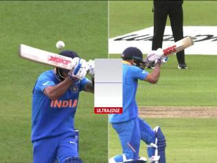 Kohli betrayed by his own: India captain walks without hitting it