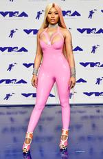 Nicki Minaj attends the 2017 MTV Video Music Awards at The Forum on August 27, 2017 in Inglewood, California. Picture: Getty