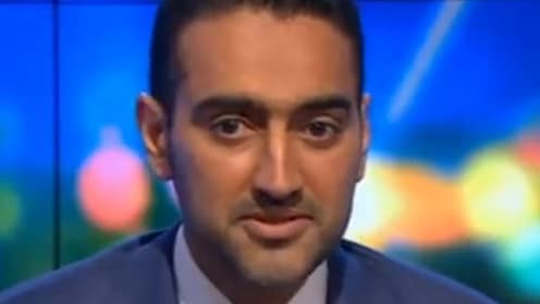Waleed Aly's moving message on Christchurch terror attacks