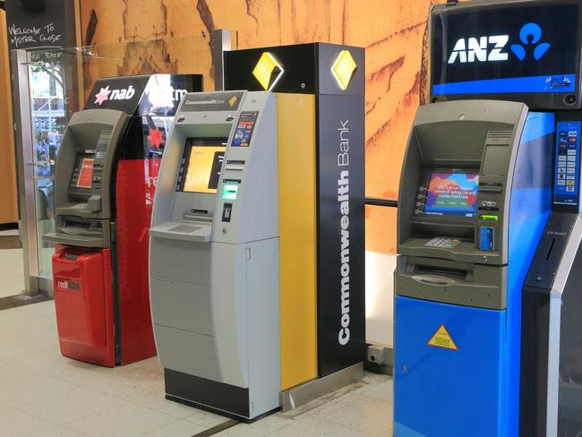 The nation's big four banks have all dumped ATM fees in Australia.