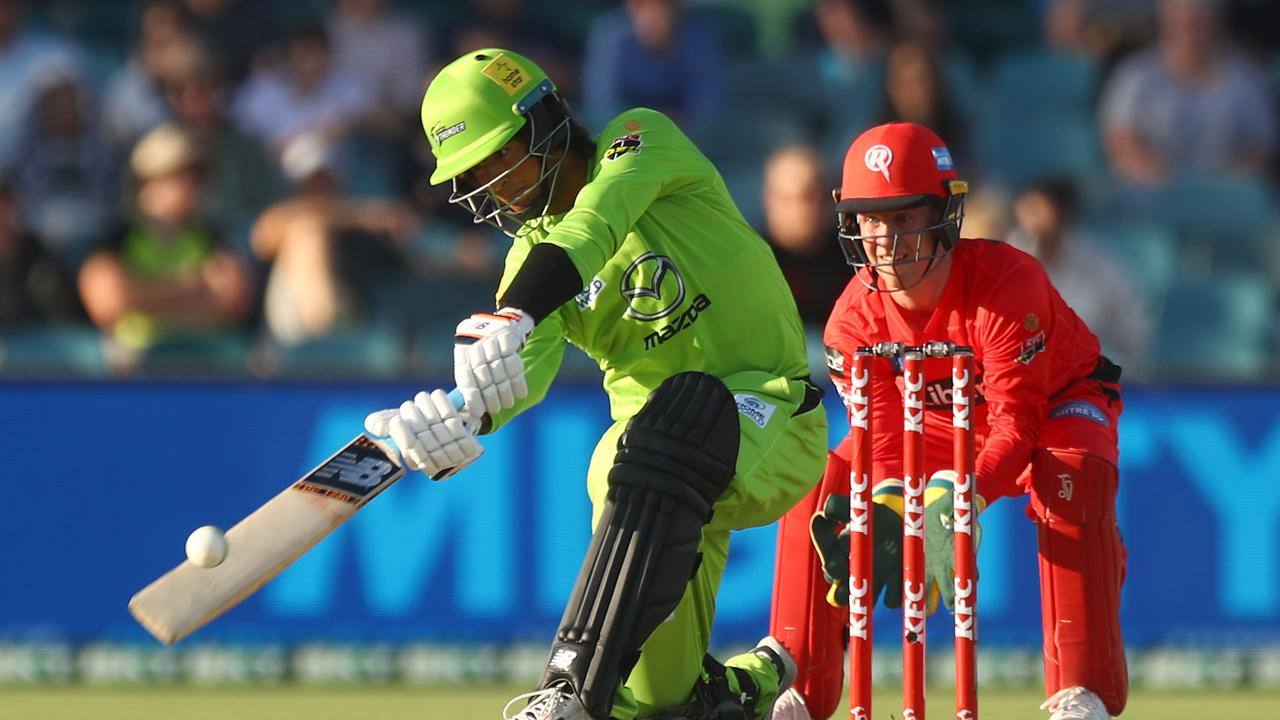 Davies impressed in his first BBL campaign.