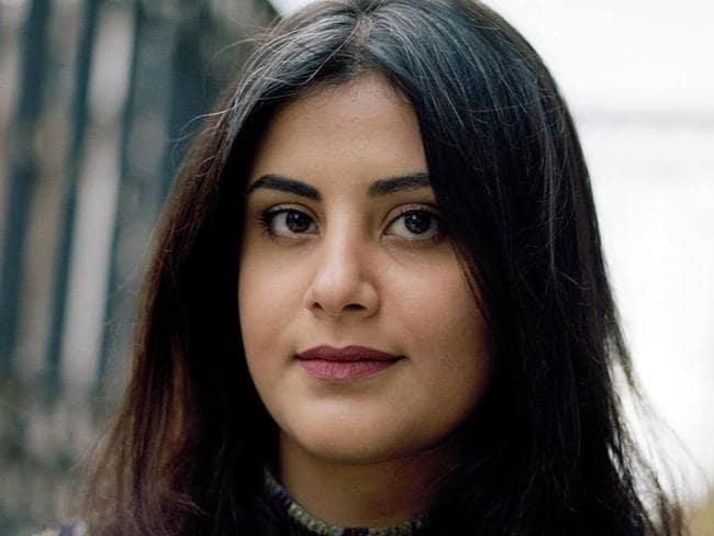 Saudi women's rights activist Loujain al-Hathloul is facing trial for demanding the very loosening of gender guardianship laws that are now being implemented. Picture: Supplied