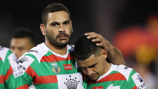 South Sydney captain Greg Inglis.