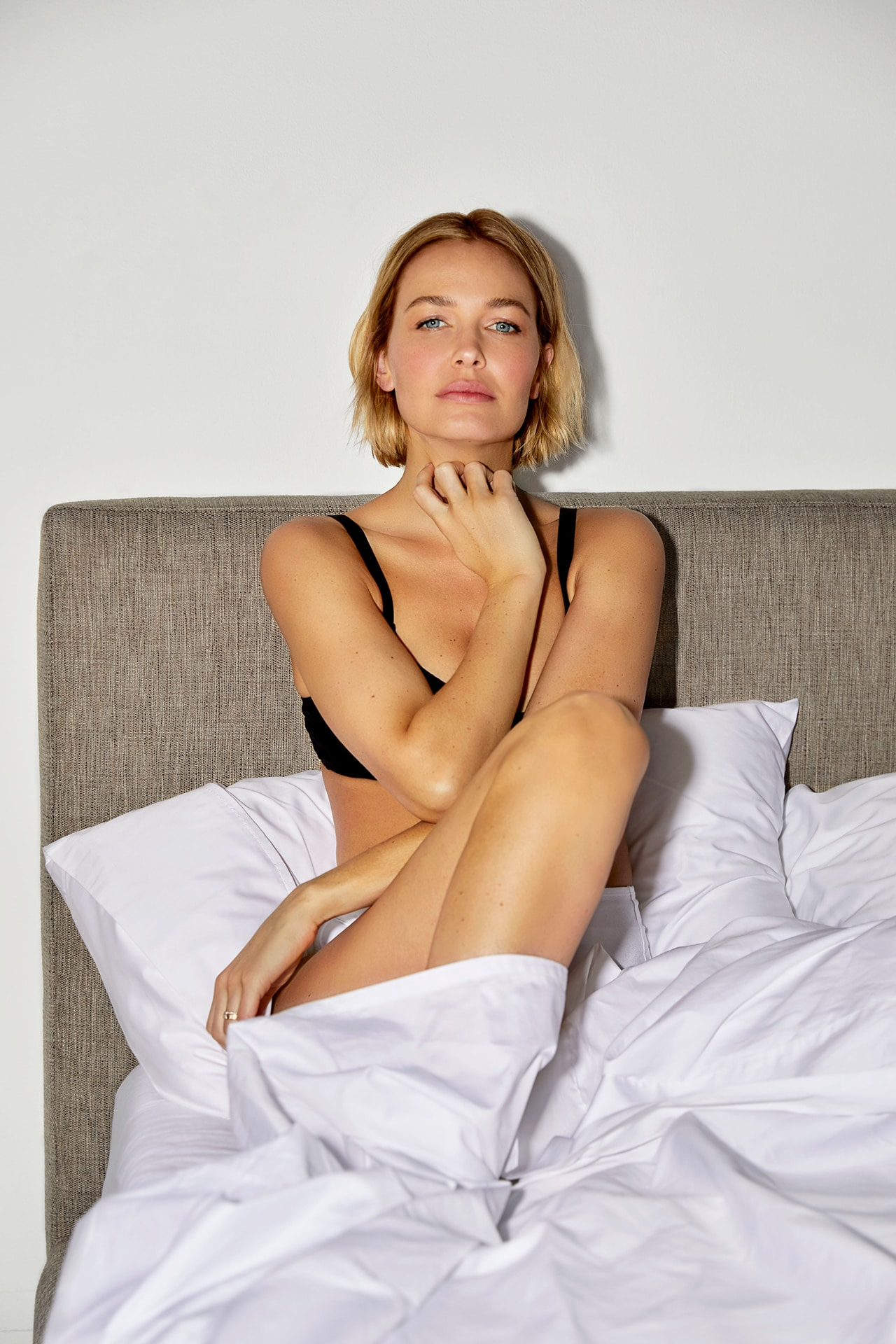 Lara Worthington on bedtime, beauty secrets and her interior style