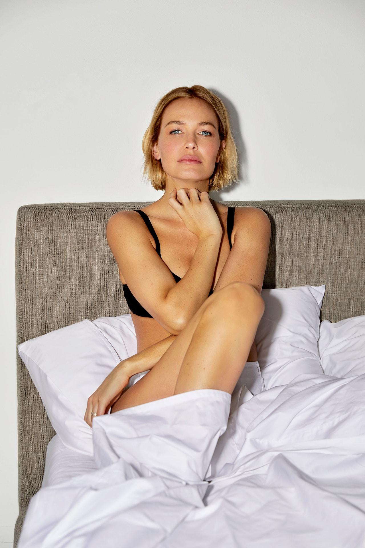 Lara Worthington on bedtime, beauty secrets and her interior style