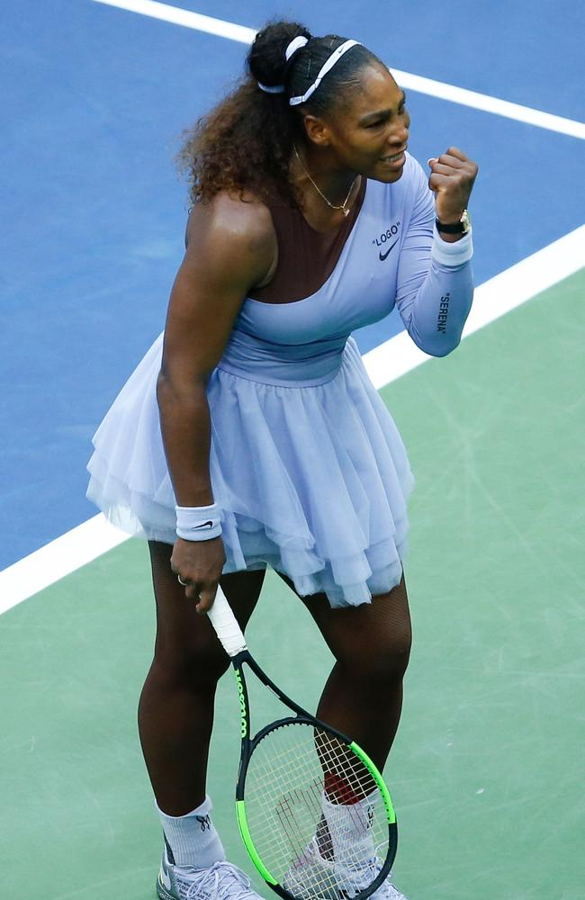 serena williams queen of the court pdf