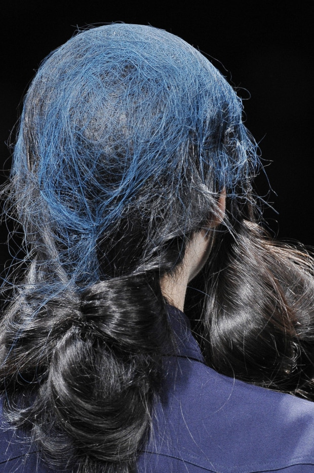 Yohji Yamamoto Ready-to-Wear Autumn/Winter 2010/11