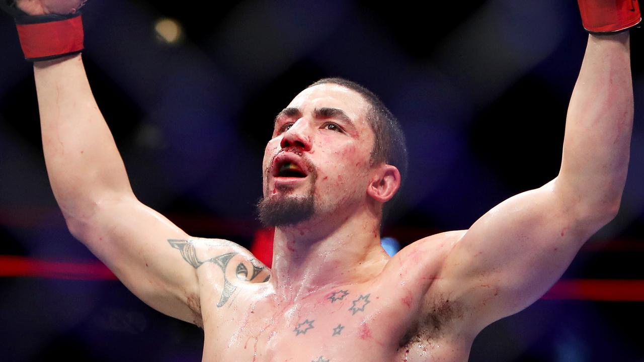 Rob Whittaker's next fight is set!
